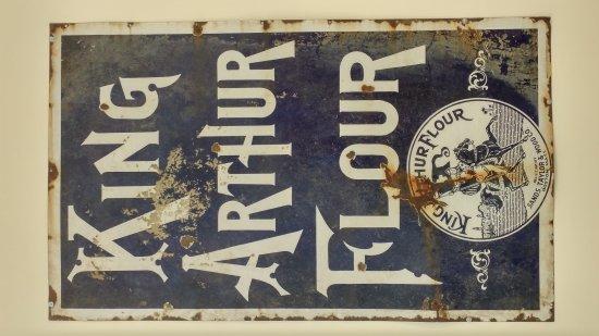 Norwich, Vermont: King Arthur Flour