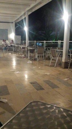 Thalassa Sousse Resort & Aquapark: Mitten in der Essensschlacht