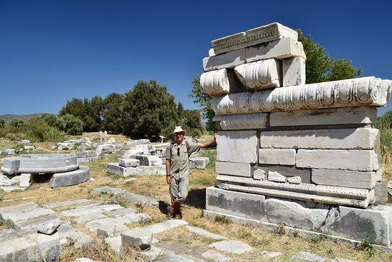 赫拉神殿照片