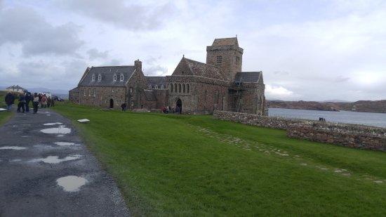 Isle of Iona, UK: Iona Abbey