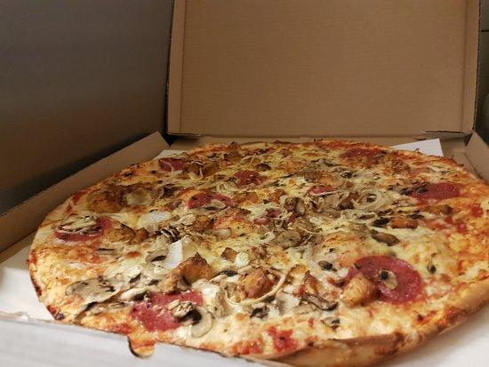 Sosnowiec, Poland: Radelko Pizzeria