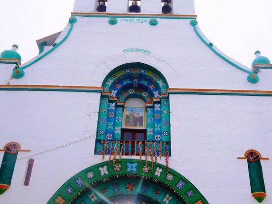 San Juan Chamula, Мексика: Iglesia San Juan Bautista