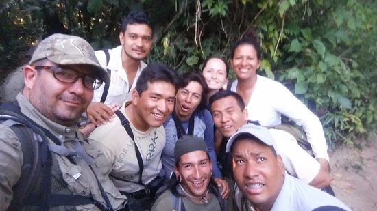 Inkaterra Ecological Reserve : En la selva
