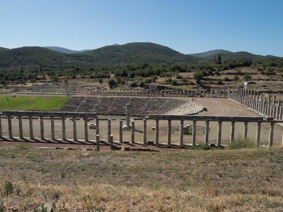 Stadium at Messini