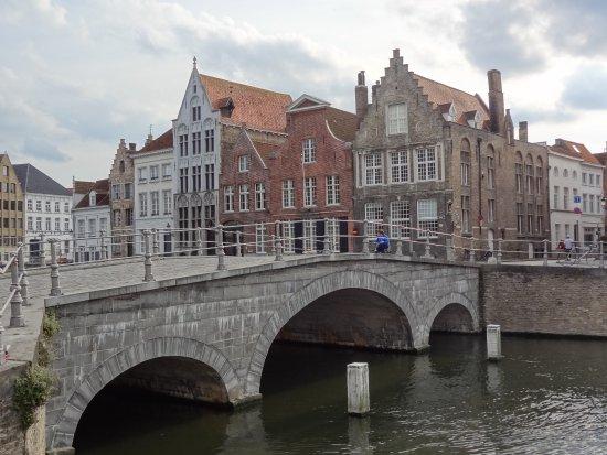 Canal view near Hotel Ter Duinen
