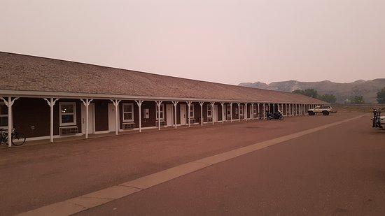 Badlands Motel: 20170912_192256_large.jpg