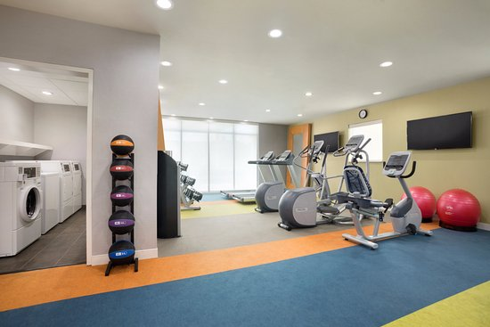 Webster, TX : Fitness Center is part of Spin2 Cycle