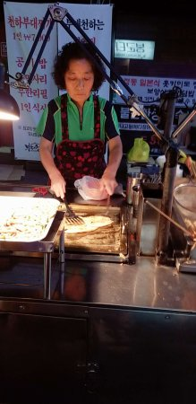 Seomyeon Food Alley : ソミョン モクジャゴルモク 食べ横丁