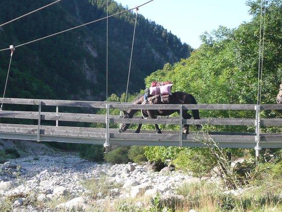 Tourrette-Levens, Frankrike: C'est l'aventure