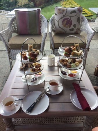 ‪‪Jetwing St. Andrew's‬: Great english high tea in the gardenroom‬