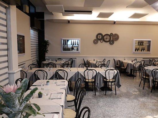 Cinisello Balsamo, Italië: Ristorante il Vulcano - Interni