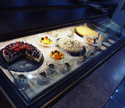 Cinisello Balsamo, Italië: Ristorante il Vulcano - I dolci