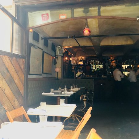Smith and mills new york tribeca restaurant avis - Avis new york ...
