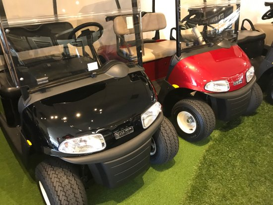 Prestige Golf Cars