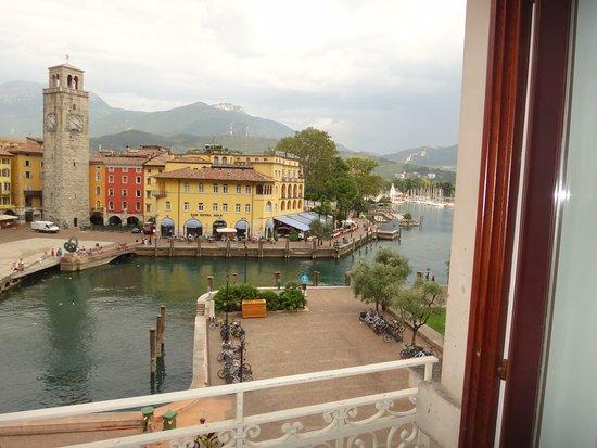 Hotel Europa: Vista da janela