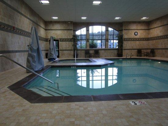 Hampton Inn & Suites Coeur d'Alene: Indoor Pool and Spa