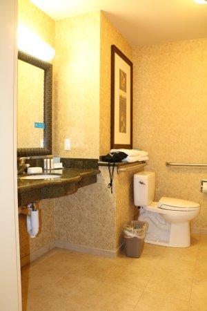 Hampton Inn & Suites Coeur d'Alene: Room 428