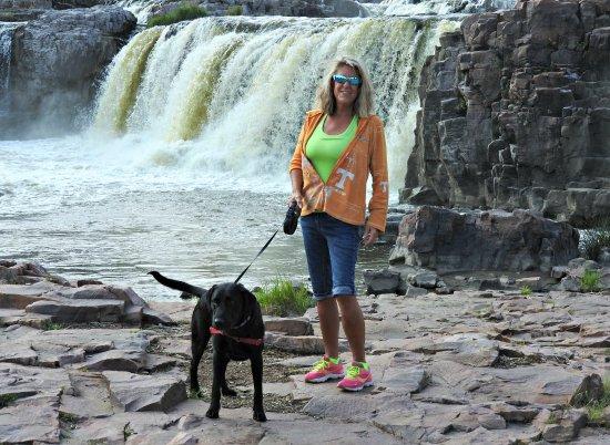 สวนสาธารณะ ฟอลส์: Part of the Falls