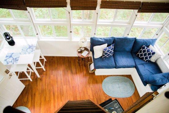 Hermann, MO: Sunset Treehouse