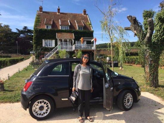 Aloxe-Corton, Prancis: Free parking
