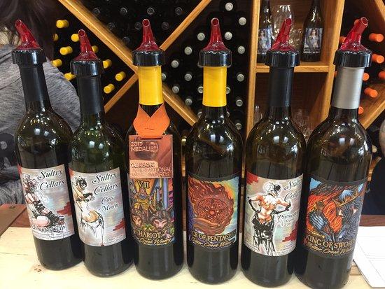 Jerome, AZ: Choice to taste