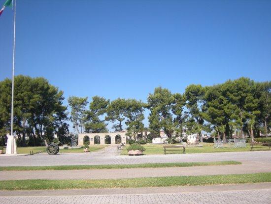 Sacrario Militare dei Caduti d'Oltremare: un'immagine del Sacrario