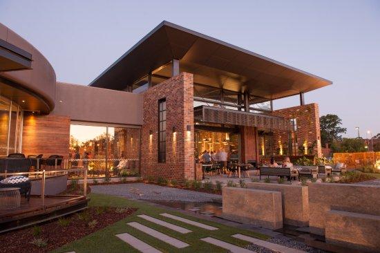 Moama, Australia: Our stunning outdoor area