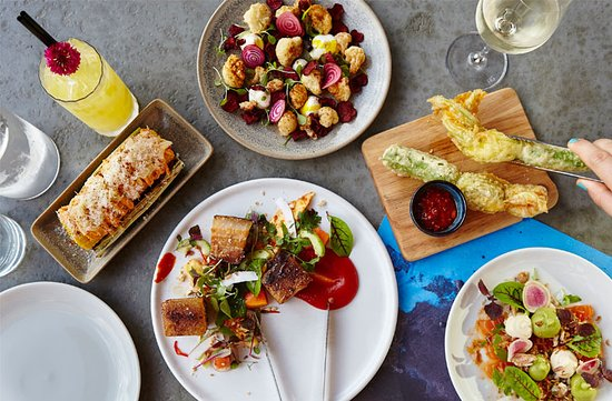 Moama, Australia: Share plates are our speciality