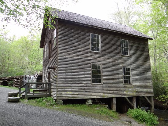 Great Smoky Mountains National Park, NC: Mingus Mill