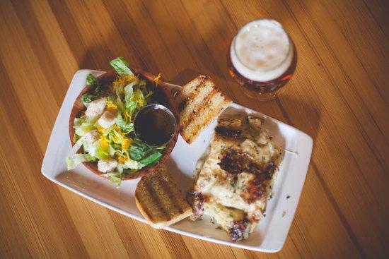 DuQuoin, Ιλινόις: Vegetarian Lasagna