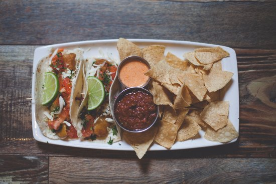 DuQuoin, IL: Fish Tacos, a personal favorite