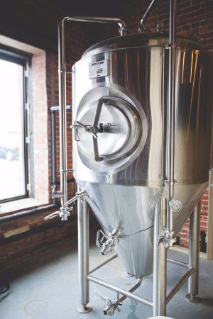 St. Nicholas Brewing Company: Where the magic happens