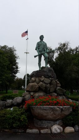 Lexington Green: Battle Green Lexington