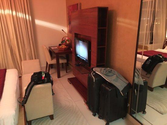 Fraser Suites Doha لوحة