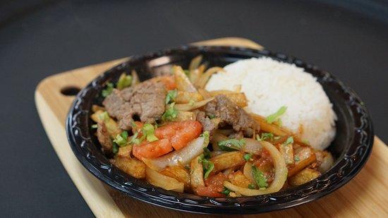 Kazoku Japanese Express: Beef Stir Fry