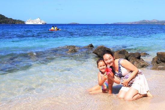 Νησί Denarau, Φίτζι: Amazing beache activities