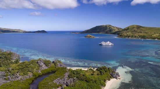 Νησί Denarau, Φίτζι: Sawa-i-lau limestone lagoons