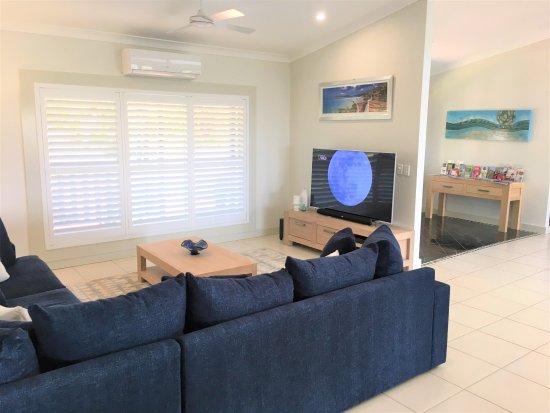 Sunshine Coast, ออสเตรเลีย: Guest TV Lounge