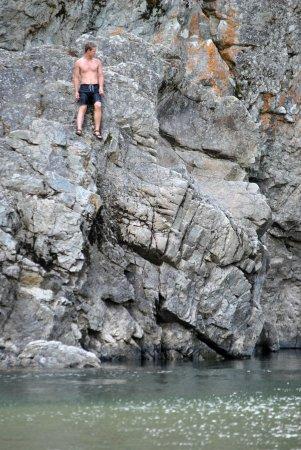 Princeton, Kanada: Bromley Rock