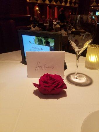 Fleming S Prime Steakhouse Amp Wine Bar Sarasota Menu