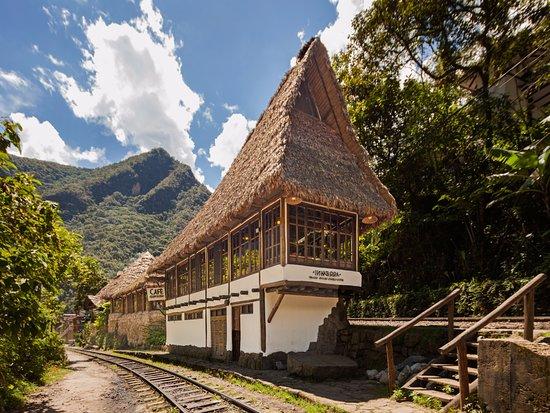 Inkaterra Machu Picchu Pueblo Hotel: Cafe Inkaterra