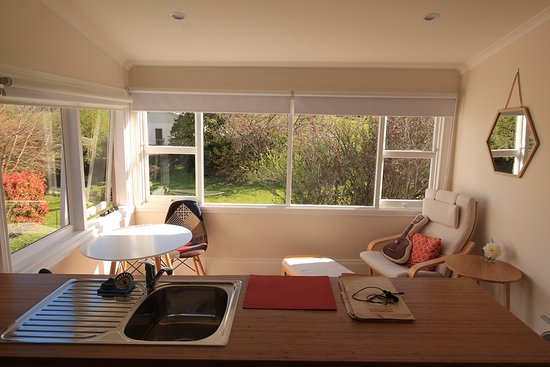 Mole Creek, Australia: Kitchen in Mt View House