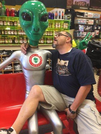 Baker, CA: Alien Fresh Jerky