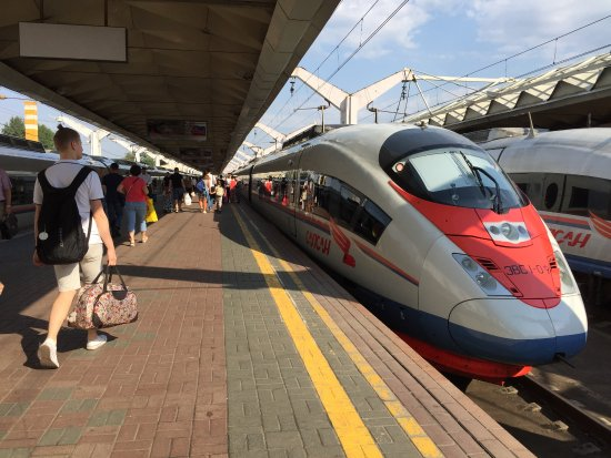 how to book sapsan train