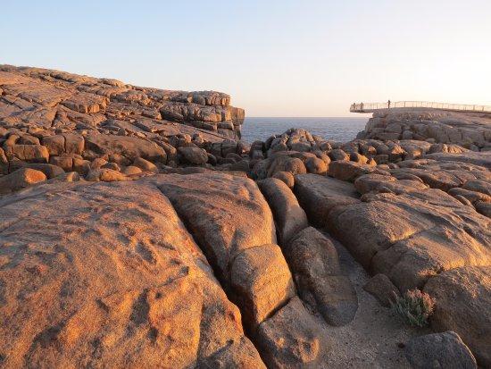 Albany, Australien: Sunset at The Gap
