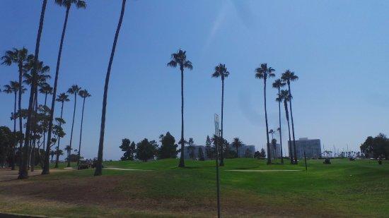 Coronado Island: Campo de golf