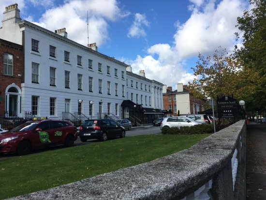 Great Dublin hotel - Hampton hotel