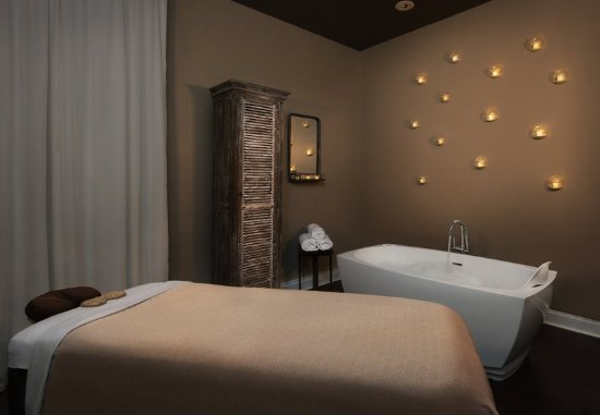 Marriott's Barony Beach Club: Namaste Spa - Treatment Room