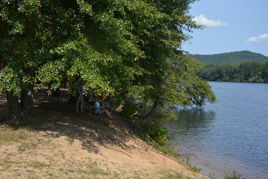 Albemarle, Carolina do Norte: Lake Tillery
