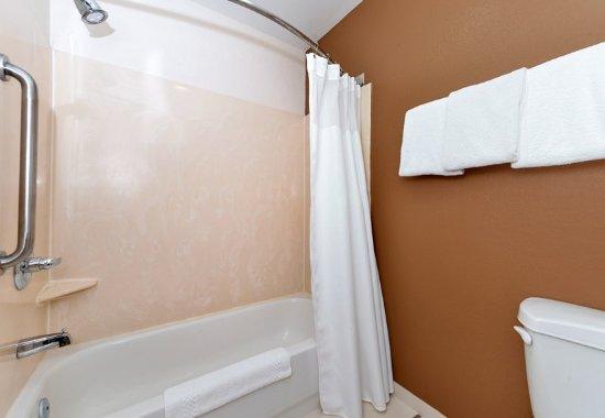 Orange Park, Floryda: Guest Bathroom Bathtub